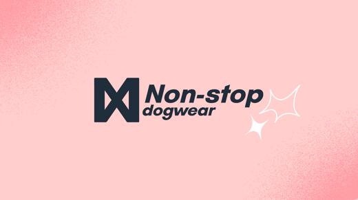 Non-stop dogwear caso de éxito