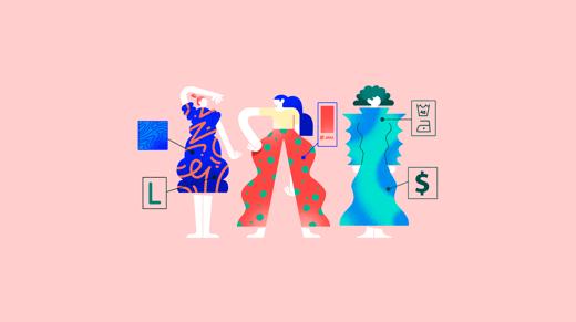 Crear página de producto de moda