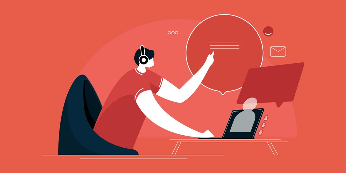 How to maximise virtual communications for effective team meetings