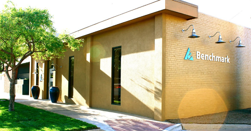Benchmark Headquarters in Lubbock, Texas