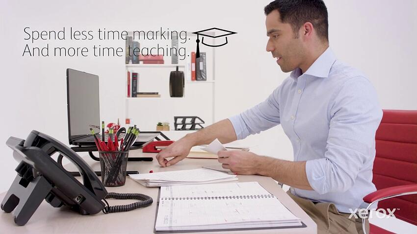 Xerox's Proofreader App helps you save time proofreading and gives you back the time to focus on productivity.