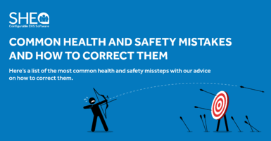 Common Health and Safety Mistakes and How to Correct Them