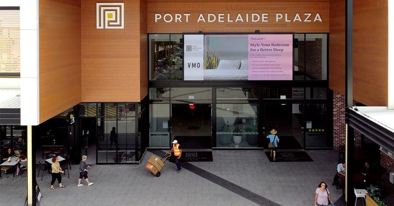 Project Showcase -Port Adelaide Plaza™ Shopping Centre