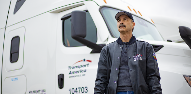 Transport America Pivots to Win over Shippers & Drivers