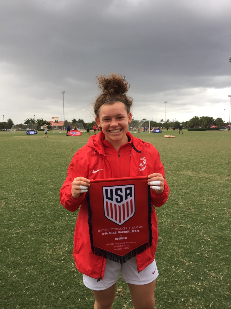 Congratulations to Maggie on her recent success in Florida!