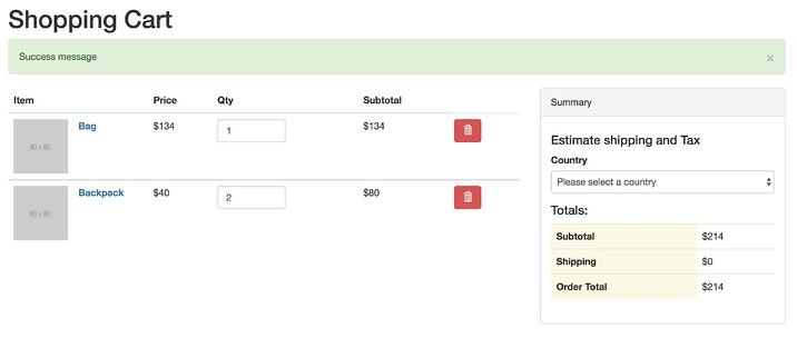 Proof of Concept: our idea for a shopping cart in Magento 2 | Divante
