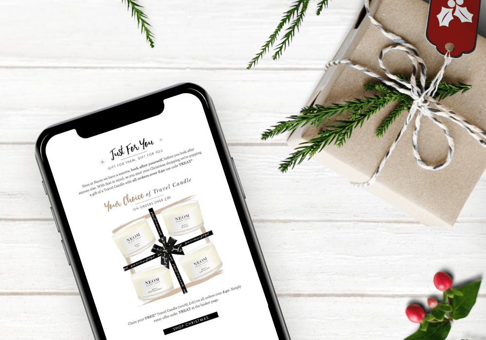 Grow your holiday conversions based on three types of customers
