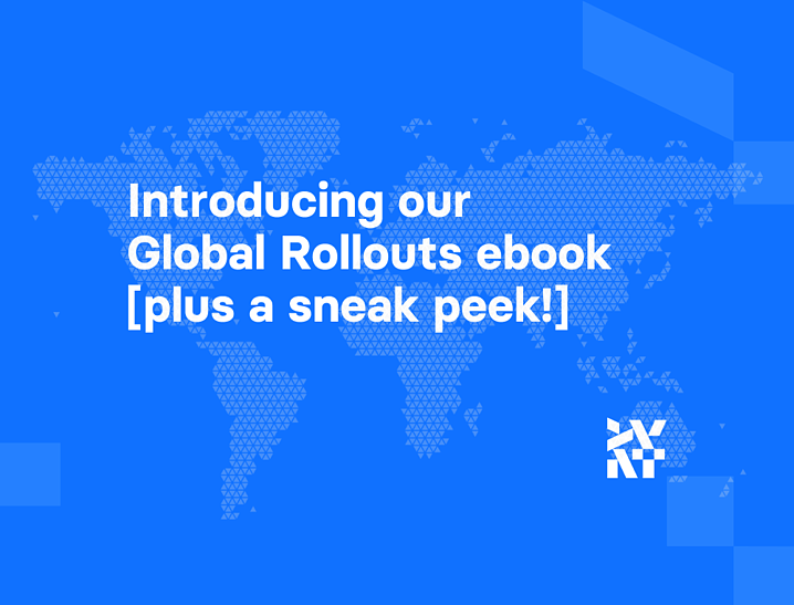 The Global Rollouts ebook sample | 90 pages of expert insight | Divante