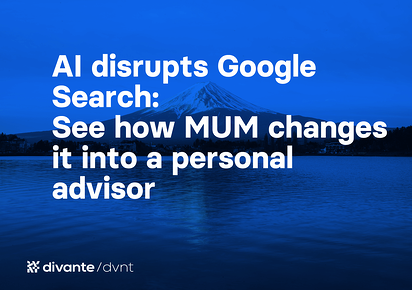 AI disrupts Google Search: See how MUM changes it into a personal advisor