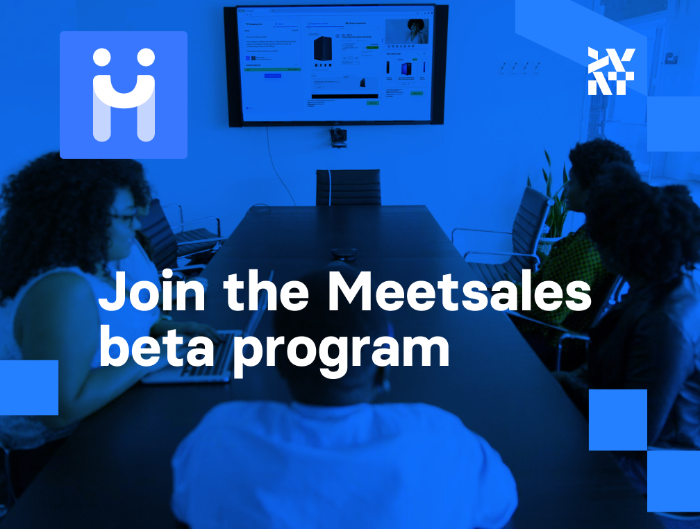 Join the Meetsales beta program now and reignite your sales team | Divante