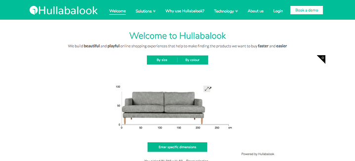 Hullabalook - eCommerce Startup of the Week