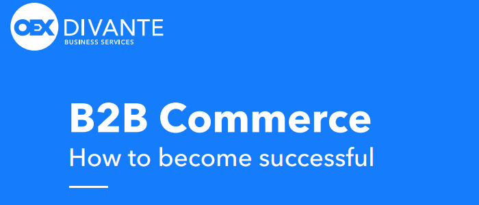 How to become successful in B2B Commerce - Report