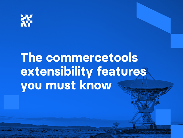 The commercetools extensibility features you must know | Divante