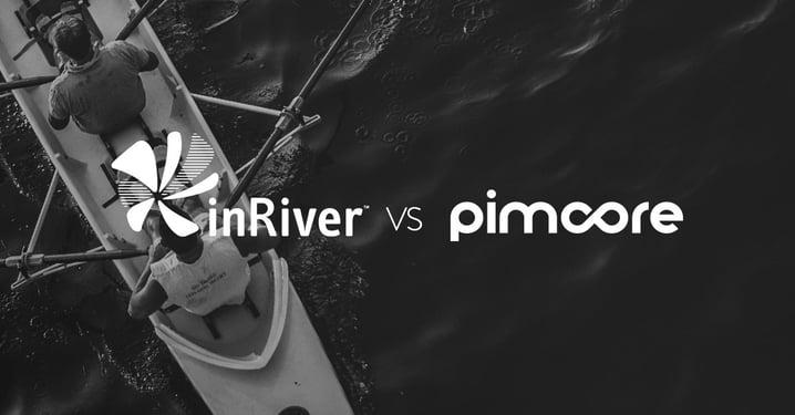 Pimcore vs Inriver - Infographic