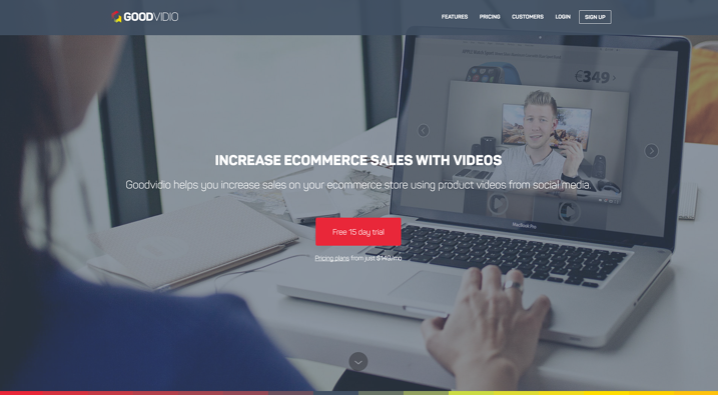 Goodvidio - eCommerce StartUp of the Week