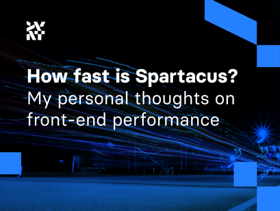 How fast is Spartacus?