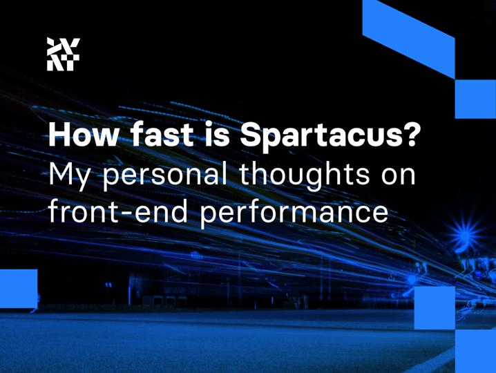 How fast is Spartacus? | Divante
