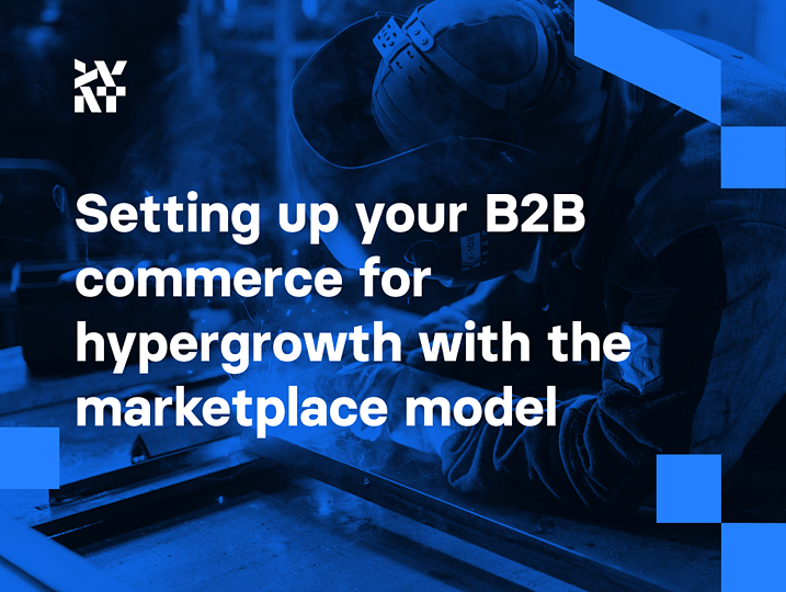 Setting up your B2B commerce for hypergrowth with the marketplace model | Divante