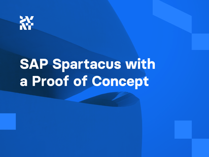 SAP Spartacus with a Proof of Concept