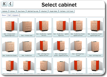 学习如何设计一个橱柜,并将其添加到工作在切割准备
