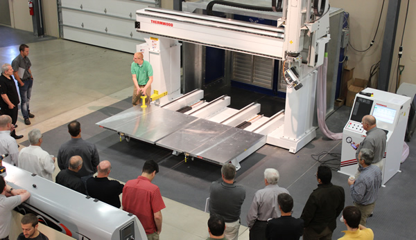 Scott Vaal demonstrates 5 Axis Alignment Verification