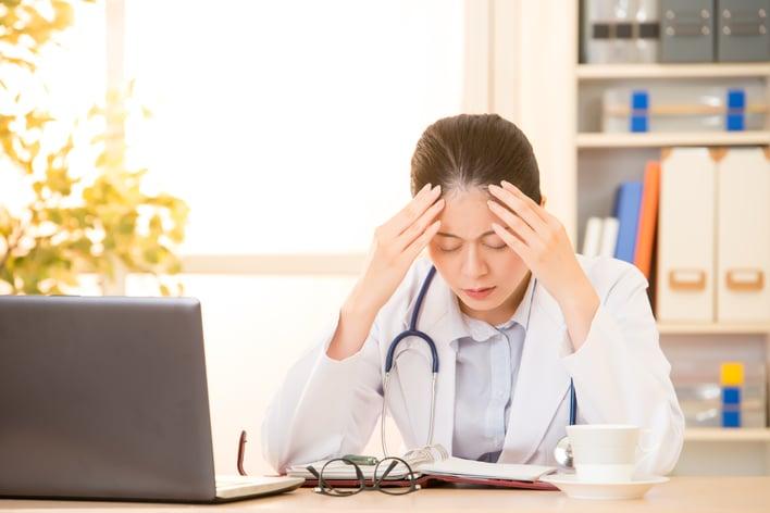 Physician burnout | HealthEC