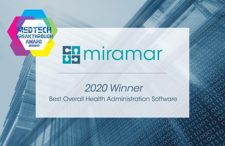 Convey Wins 2020 MedTech Breakthrough Award for Innovative Health Plan Management Platform