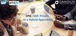 CPQ: SAP, Pricefx, or a Hybrid Approach?