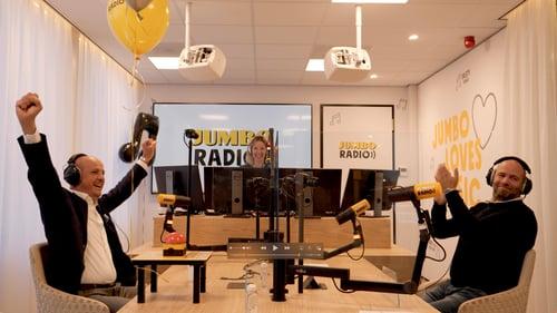 Hear flawless radio at Jumbo thanks to OmniPlayer!