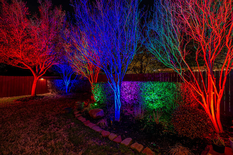 New COLOR Project by Light It Right in Katy, TX