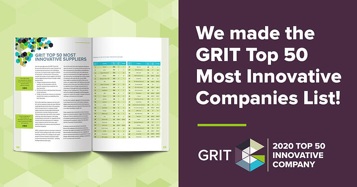 Medallia LivingLens ranked #19 on 'GRIT Top 50 Most Innovative Companies'