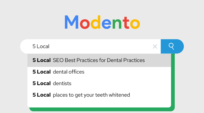 5 Local SEO Best Practices for Dental Practices