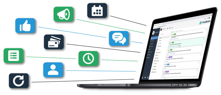 What is All-in-One Patient Engagement Software?