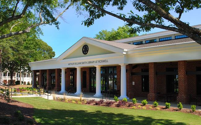 Fulton County Library Group 1 Renovations Receive LEED Certification