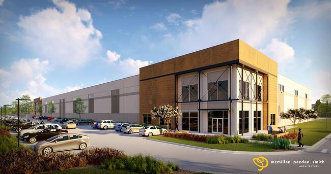 MPS to Design Building 1 at Fox Hill Business Park