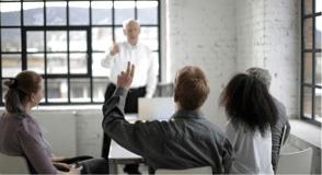 Inquietudes de los inversores respondidas por inversores profesionales y no profesionales