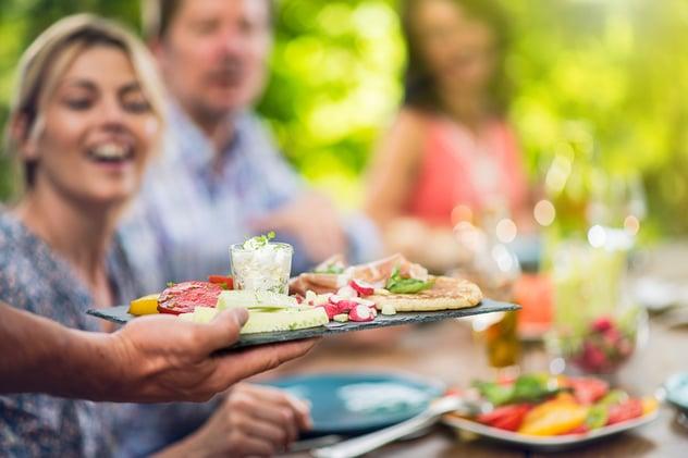 2. Klaar om gasten te verwelkomen op jouw terras?