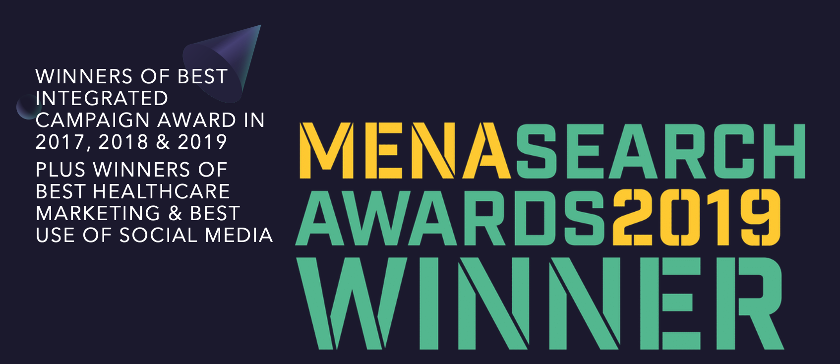 MENA Search Awards