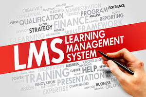 The five step process of developing a Learning Management System (LMS) to develop, facilitate and manage eLearning within your business.