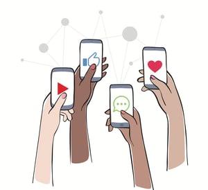 The top 3 social media platforms for 2022