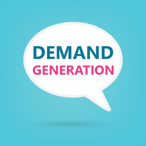 Demand generation is the entire process of creating demand among your audience for your product or service. Here's how you can create a strategy like this.