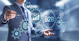 B2B companies need to strategize for the post-COVID-19 business environment in order to grow and increase marketing share using lead generation, ABM & CRM