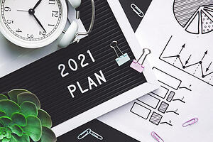 A global crisis has the power to paralyse a marketing strategy or galvanise it to flourish - so how do you create a digital marketing strategy in 2021?