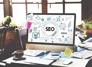 Why optimise a website for ranking purposes when you can own the search engine results? Introducing Search Engine Ownership - the new SEO