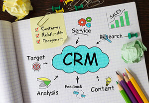 CRM Dubai Before you choose and implement a CRM for your business in Dubai, you need to have a fully rounded understanding of what this kind of software offers.