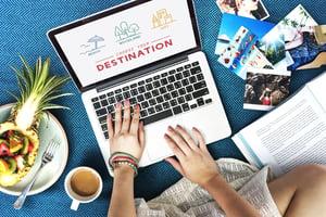 social media marketing for hotels