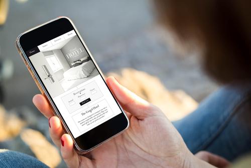 Hotel Website Design in 2021