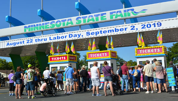 Seniors Out and About in the Twin Cities: Seniors at the State Fair