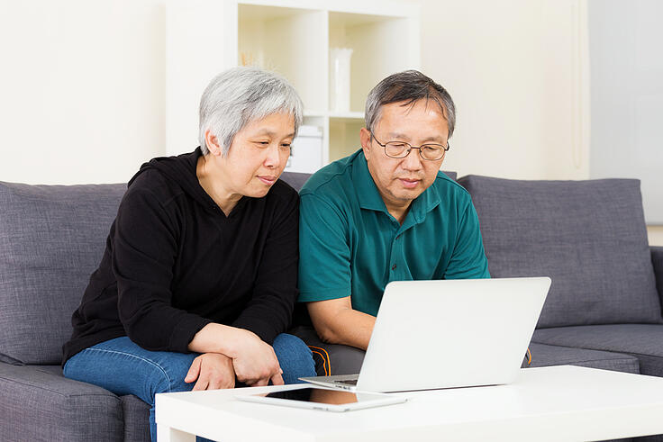 Cyber Security and Seniors: 5 Tips to Protect Your Senior Loved Ones