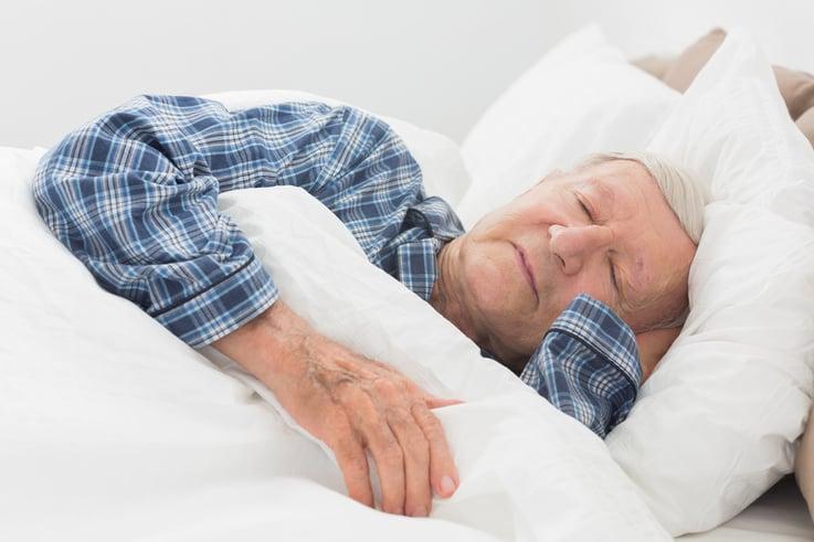 Seniors Need Sleep